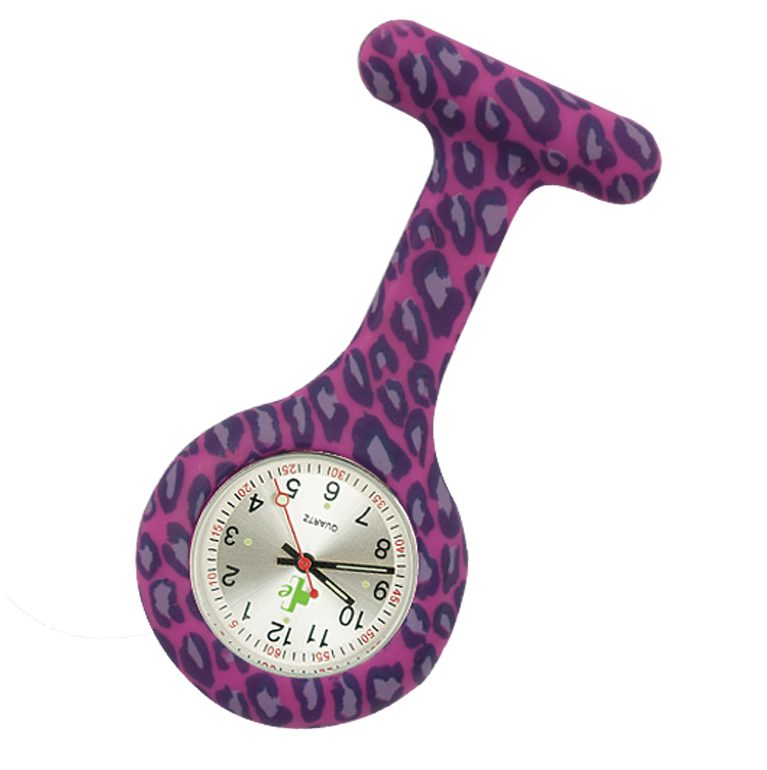 Silicone FOB Watch - Patterns-2326