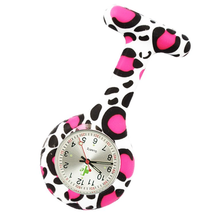 Silicone FOB Watch - Patterns-2328